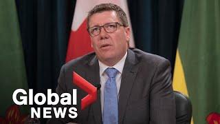 Coronavirus: Saskatchewan Premier Moe introduces new measures to stop spread of virus | FULL