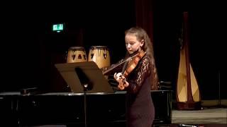 Seitz Schüler Konzert Nr. 3  g-moll OP 12 , Sophia Rossana 11 J.,