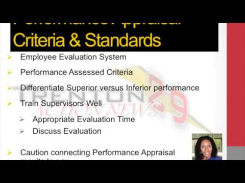 Performance Appraisal Group Project