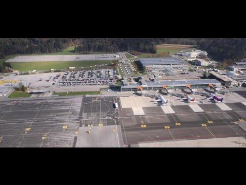 Ljubljana Airport / Letalisce Jozeta Pucnika Ljubljana