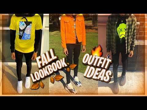 FALL OUTFIT IDEAS | TEEN LOOKBOOK 2019 🍂🔥