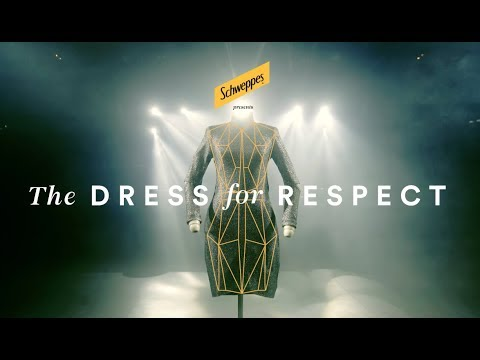 Schweppes - The Dress for Respect