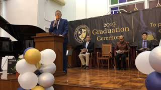 Publication Date: 2020-06-18 | Video Title: 2019 High school Graduation
