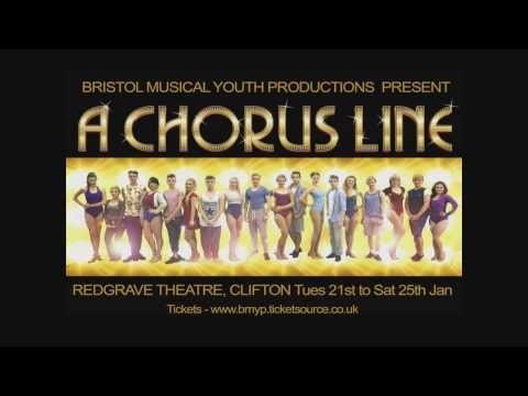 BMYP - A CHORUS LINE - Behind the scenes at rehearsals for their 2014 show