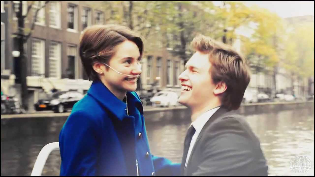 the fault in our stars, {hazel & augustus} - YouTube