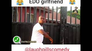 Edo line (Alakada Reloaded) (LaughPillsComedy)