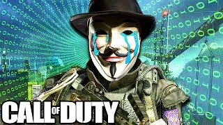 SALTY HACKER TROLLED BY ENTIRE LOBBY! (Call of Duty Hacker Trolling)