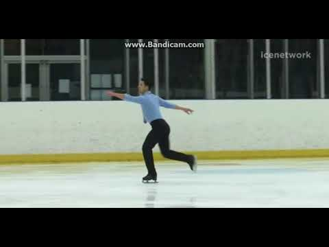 Liam Firus - Free - 2017 U.S. International Figure Skating Classic - Salt Lake City
