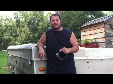 How-To Install a ClimateRight Heating/Cooling System in Your Pop-Up Camper