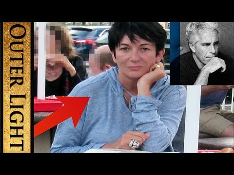 Staged Ghislaine Maxwell Photo At In-N-Out Burger And HER Amazon Review