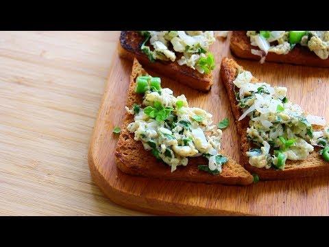 Moringa Egg Toast – Moringa For Weight Loss | Skinny Recipes