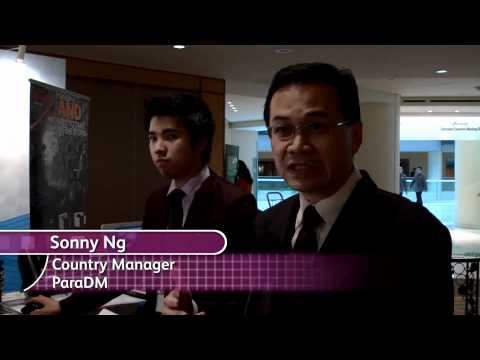 DocuWorld 2012 Event Interview With ParaDM On Effective Document Management: Fuji Xerox Singapore
