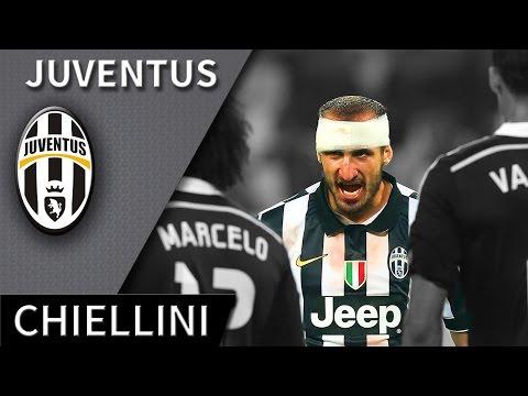 Giorgio Chiellini • Juventus • BestDefensive Skills & Goals • HD 720p