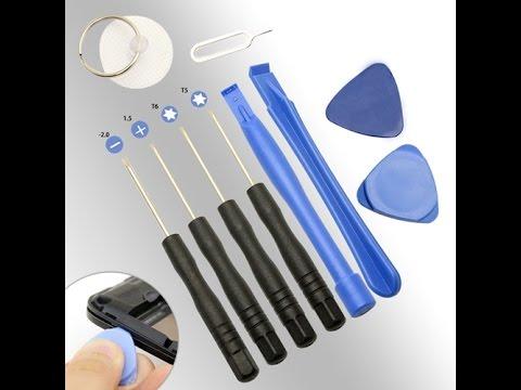 Комплект для ремонта сотового телефона Tablet 22 в 1.