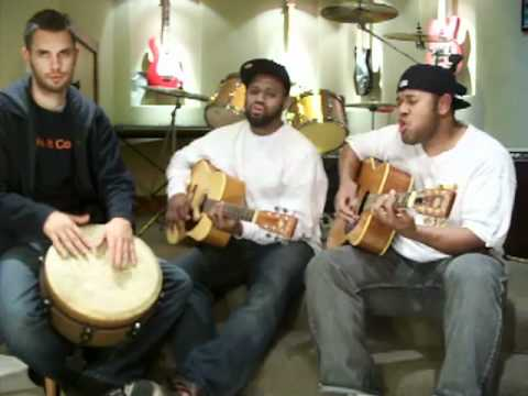 Na Drua - Born to Suffer - acoustic cover Lucky Dube