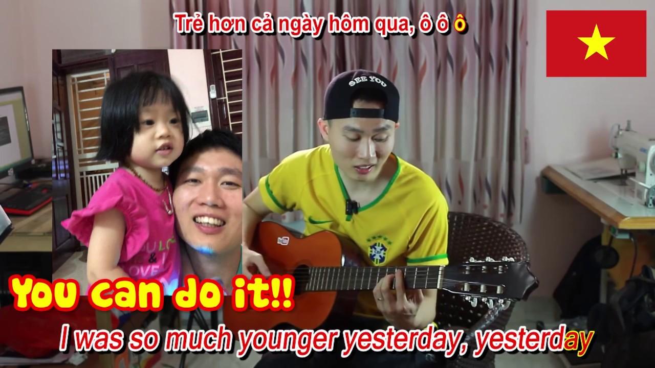 Cổ Vũ Bóng Đá bằng Nhạc Tiếng Anh – Good Luck Viet Nam