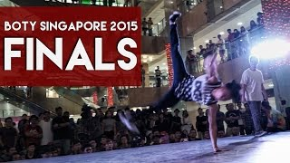 Checkered Minds vs One Guerilla Flava | Finals | BOTY 2015 Singapore | RPProductions