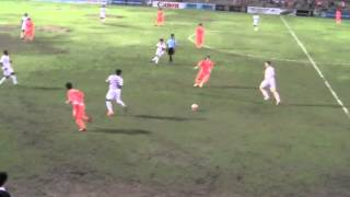 ALB-S 2012 S.League 12th Leg vs. Gombak United FC 11th/May