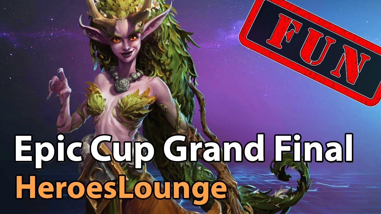 Epic Cup - Grand Final - Heroes of the Storm Tournament