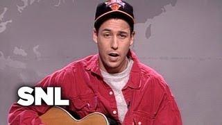 Adam Sandler: Sex Phone Lady - Saturday Night Live