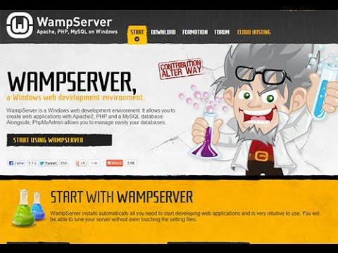 wampserver 64 bits français