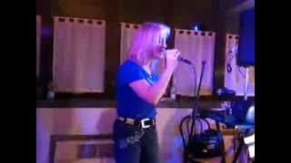 """Spanish Eyes"", Michela Vazzana live cover -original song by Madonna-"