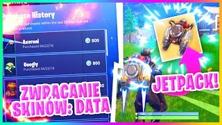 JETPACK ALREADY IN THE GAME! RETURNING SKINS, NEW MODES and more-Fortnite Battle Royale