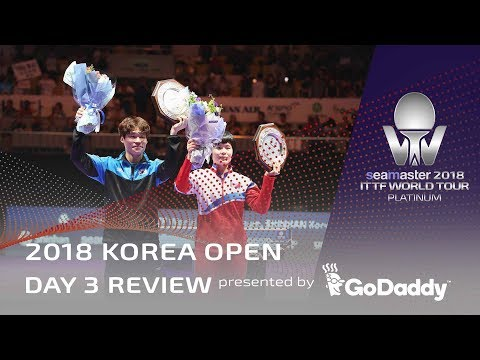 2018 Korea Open | Day 3 Review Presented by GoDaddy