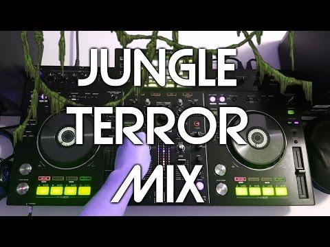 Jungle Terror Mix (Pioneer XDJ RX) - Live Mix