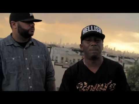 "Apollo Brown & Ras Kass - ""Humble Pi"" || Official Music Video"