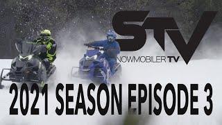 Snowmobiler TV 2021 - Episode 3