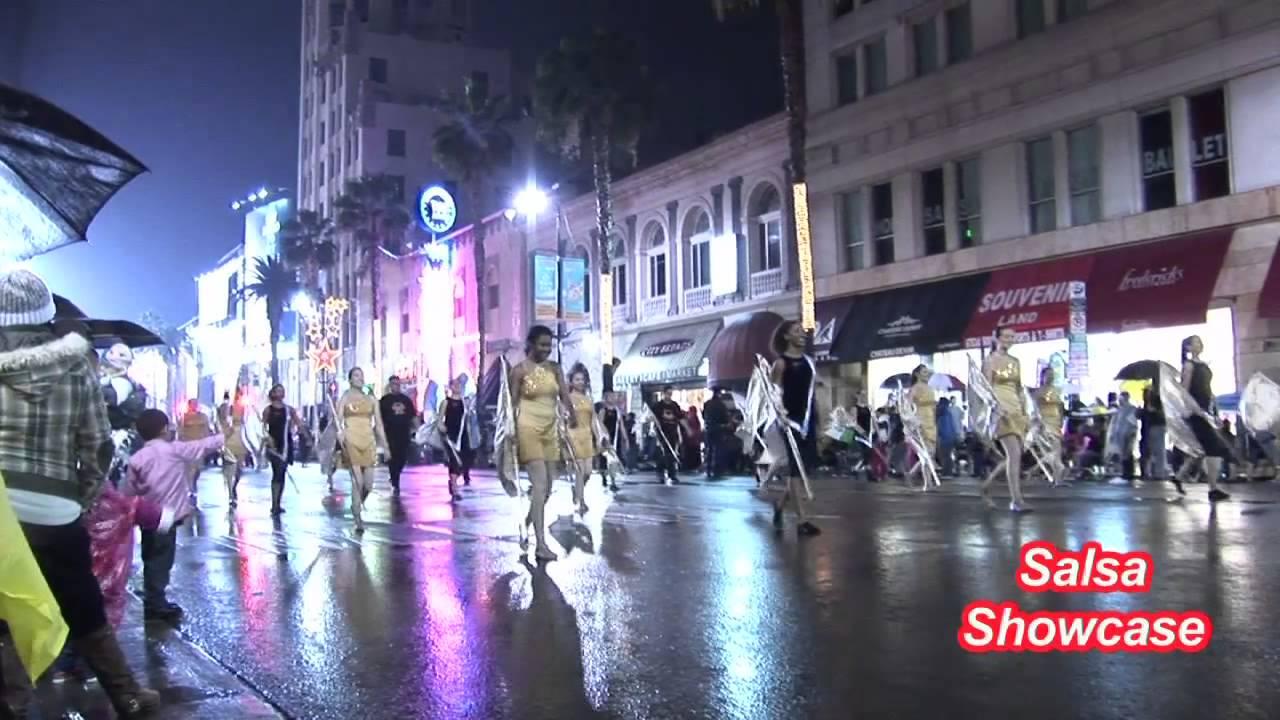 Hollywood Christmas Parade - 2014 - YouTube