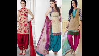 pakistani shalwar designs 2018