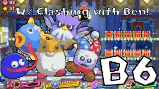 DLC and Ability! with Clashing with Ben - Kirby Star Allies Bonus 6