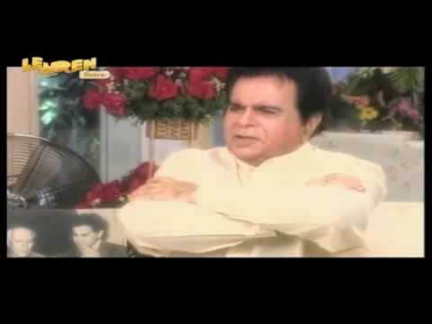Dilip Kumar's Autobiography Exclusive Interview With Lehren
