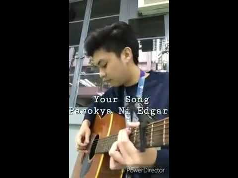 Your song - Parokya ni Edgar (Drei Rana Cover)