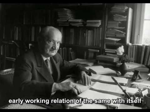 Heidegger - The Law of Identity (English Subs) 1/4