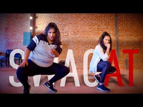 """""""SWAG SE MACHIKA"""" -Chaya Kumar and Shivani Bhagwan Choreography   BOLLYFUNK DANCE"""