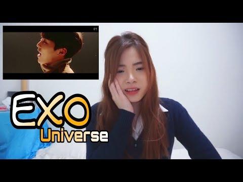 EXO 엑소 'Universe' MV REACTION Thai...