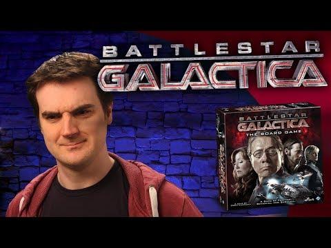 Battlestar Galactica Board Game #3 - Ambushed!
