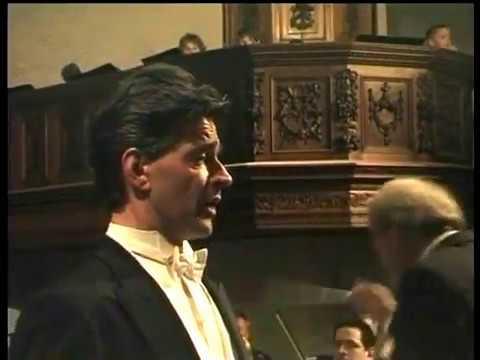 Christus recitatieven  -  Matthäus Passion J.S. Bach