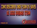 DESCUBRA SAVES DE JOGOS STEAM