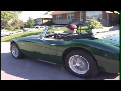 1967 Austin Healy Mark 3