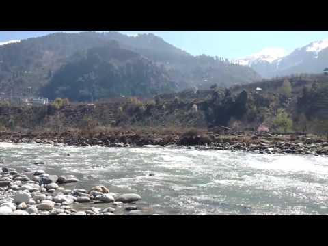 Beas River - Manali (Himachal Pradesh)