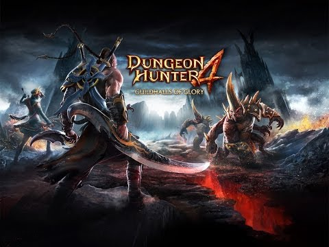 Dungeon Hunter 4 - Guildhalls Of Glory Update