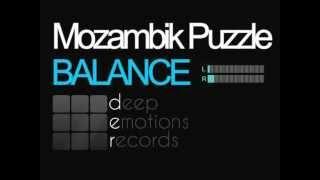 Mozambik Puzzle - Balance (original mix) /DER/