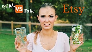 Mom Judges REAL Etsy Products VS. The Ones I Made!!!