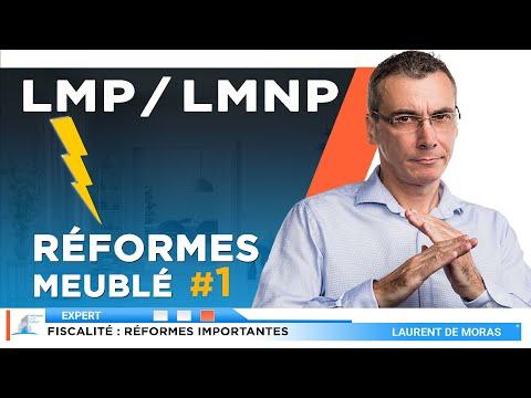 Investissement Locatif : Réformes Statut LMP - LMNP : ACTU - Que Faut-il Retenir ? Vol 1
