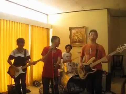 Tanah Band- Hey nona manis @home studio.MP4