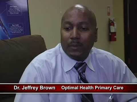Interview with Dr. Jeffrey Brown